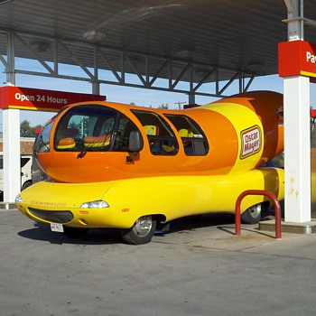 The Weiner Mobile - Advertising