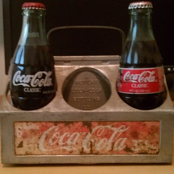 Coca Cola Bottle Carrier - Coca-Cola