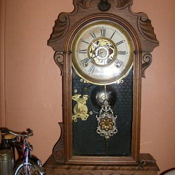 "1883 Ansonia ""Equal"" - Clocks"