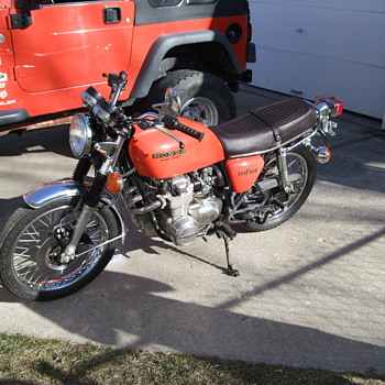 1976 Honda CB 550f - Motorcycles