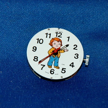 Campbell Soup Kids Wrist Circa 1982 - Wristwatches