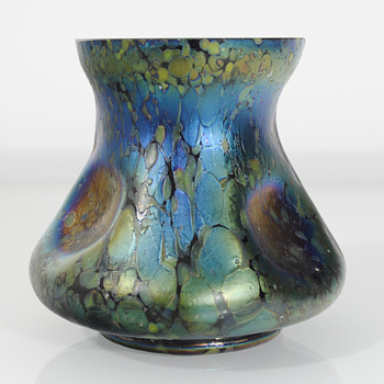 Loetz or not? - Art Glass