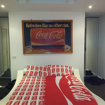 sweet dreams ;-) - Coca-Cola