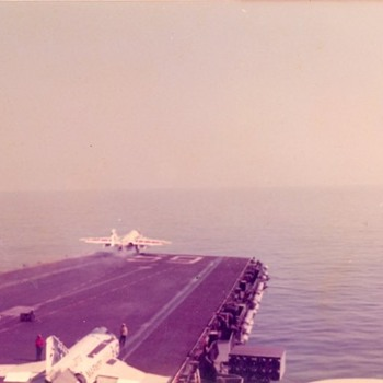 My Bird on Cat....VMFA-451.....CVA-59