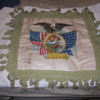 wartime pillow cases