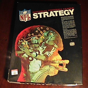 NFL Strategy Football Game Goodwill Find! - Games