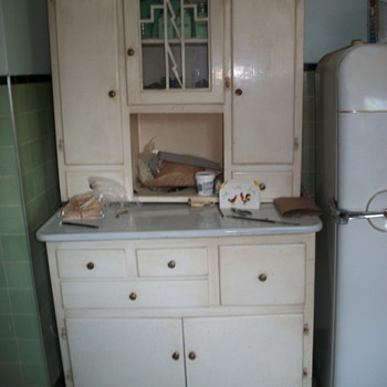 hoosier cabinet - Furniture