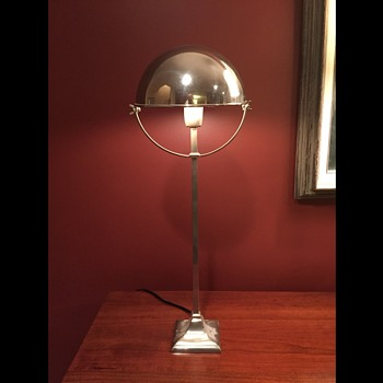 Cool lamp find  - Mid-Century Modern