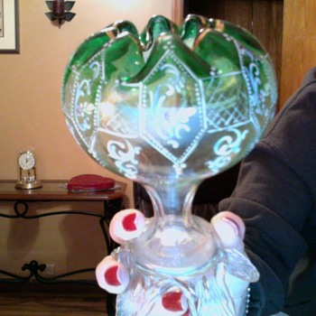 Is this Moser ? - Art Glass