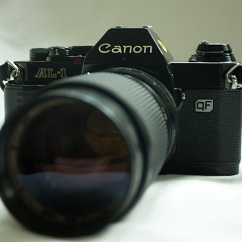 Canon AL-1 Quick Focus - Cameras