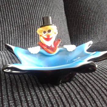 My Murano Clown ! - Art Glass