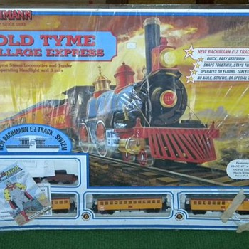 HO Yesteryear - Model Trains