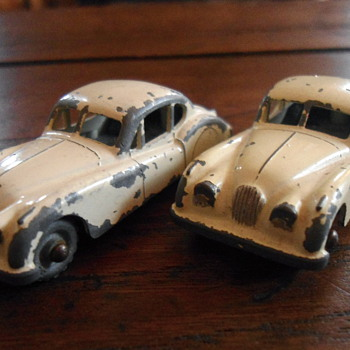 Lesney Jaguar XK140 no 32 - Model Cars