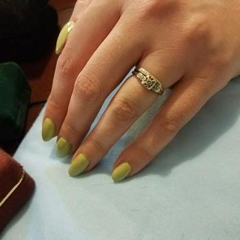 Vintage Mom's original Wedding Ring(s) - 67 years old