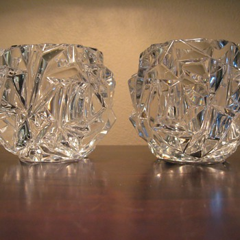TIFFANY&CO. /SET COMPLETE - Art Glass