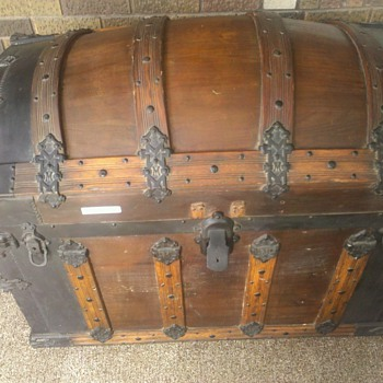 Martin & Maier antique Trunk