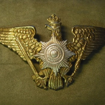 Imperial German Guard Eagle – Real or Memorex? - Military and Wartime