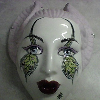 BERNICE A. HOROWITZ MASKS - Art Pottery