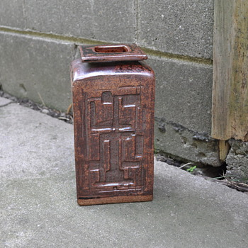 A Mystery Scandinavian Vase