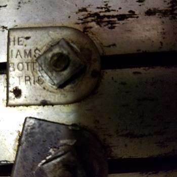 Wooden Crank Phone