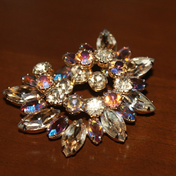 Vintage Brooch?  Maybe Sherman?