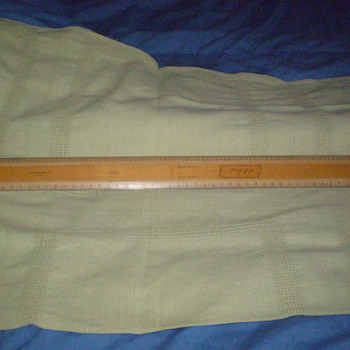 "Large Stanley ruler 26"" x 2"". Info needed please!"