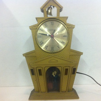 MasterCrafters Model 560 Church - Clocks