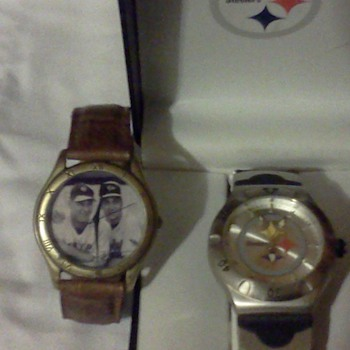My watches - Baseball