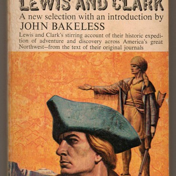 1964 - The Journals of Lewis and Clark - Books