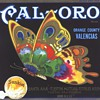 Cal-Oro Butterfly crate label Tustin, Santa Ana, 1930s