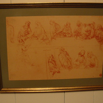 Leonardo Da Vinci print..? - Posters and Prints