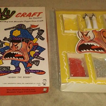 1960's Hasbro Kooky Craft. - Toys