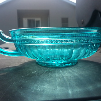 undepressing depression glass