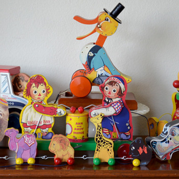 My Fisher-Price Toy Fest Toy Collection - Toys