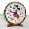 1972-78 Bobble Head Mickey Clock