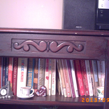 BOOK CASE - ROUGH SHAPE