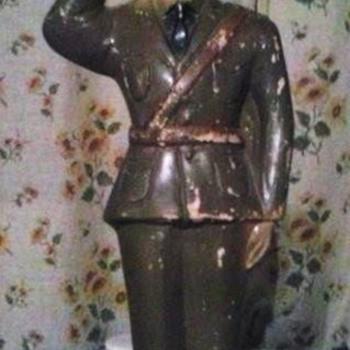 Army Figurine