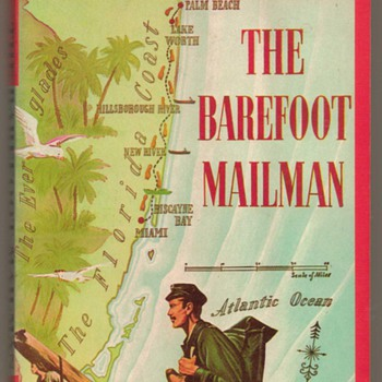 1993 - The Barefoot Mailman - Books