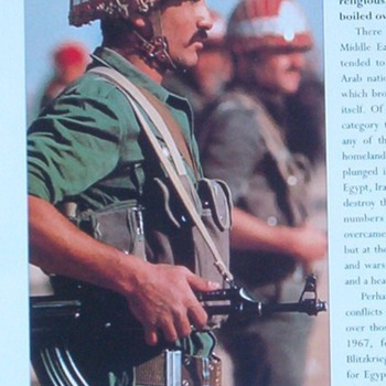 Syrian military police Desert Storm 1991 - Military and Wartime