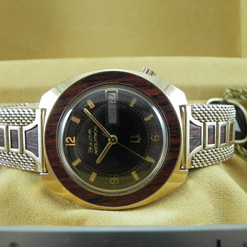 "1974 Bulova Accutron 218 Day & Date A.K.A ""Woody"""