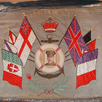 Military Flag (?) - Military and Wartime