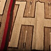 Navajo Rug with Arrows 
