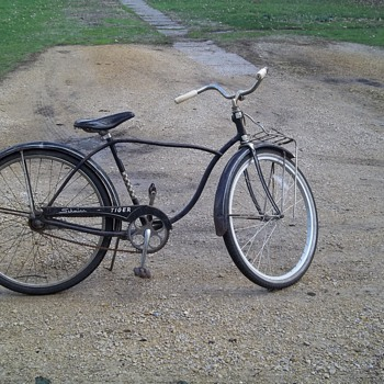My schwinn tiger - Outdoor Sports