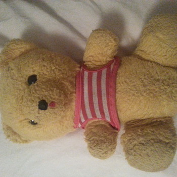 My Grampa's bear