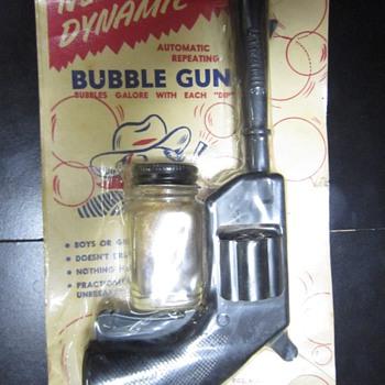 Antique Atomic Industries Bubble Gun