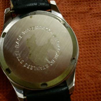 Reston watch - Wristwatches
