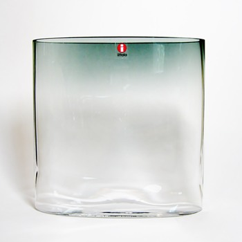 "TAPIO WIRKKALA - FINLAND ""LIMITED EDITION""  - Art Glass"