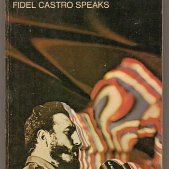 """Fidel Castro Speaks"" - Paperback Book"