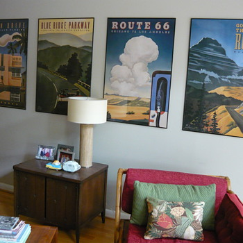 NTB Road Posters from the showroom - Advertising