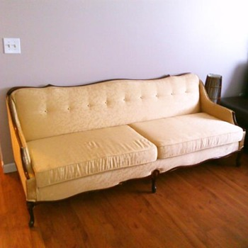 Antique Couch - Furniture